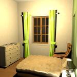 Chambre4 vert3